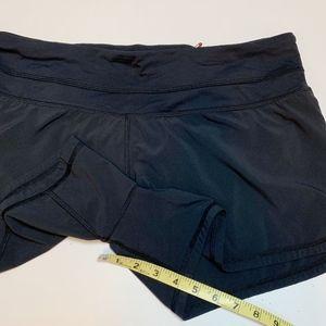 lululemon athletica Shorts - Lululemon Run Times Short Black 10